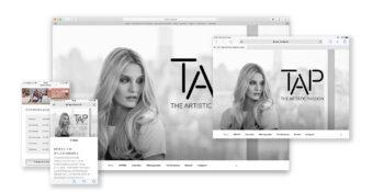 Responsive Website mit WordPress