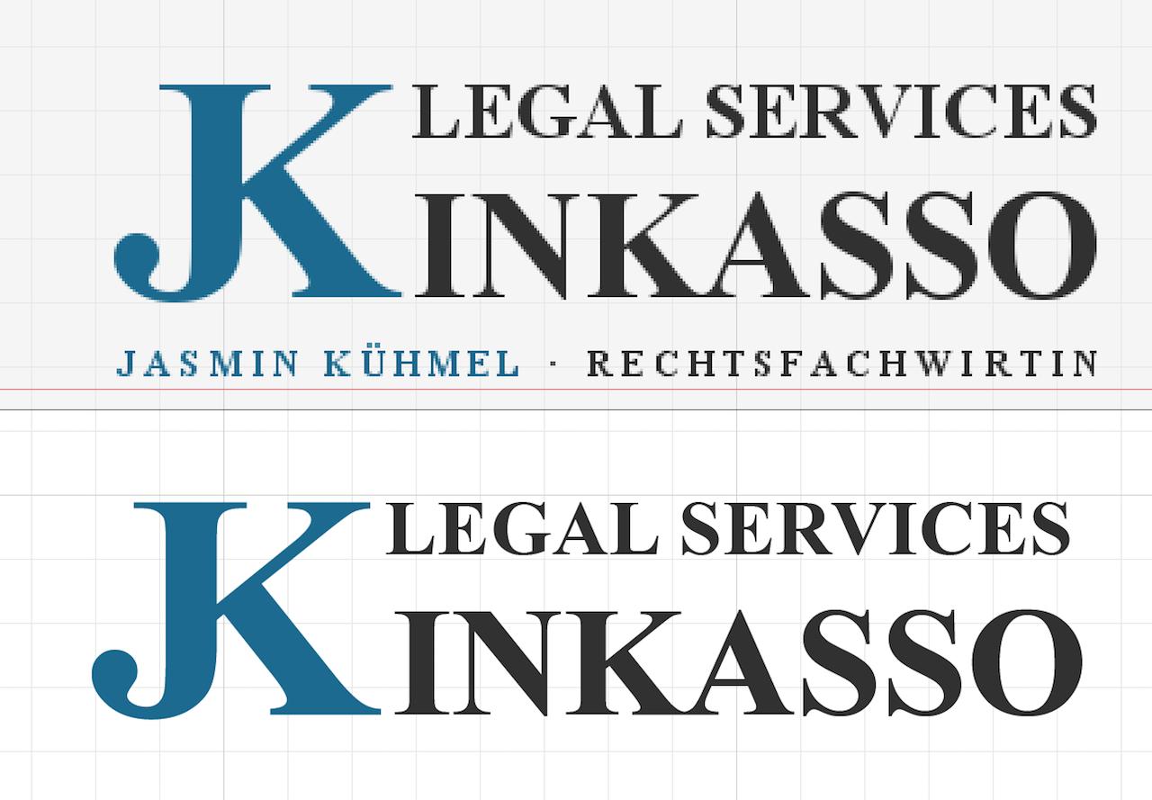 Flyer Und Visitenkarten Für Jk Legal Service Inkasso Aus
