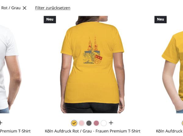 Exklusive T-Shirts, Hoodies und mehr für Sie